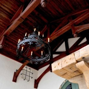 Cleaning Your Wood Ceiling